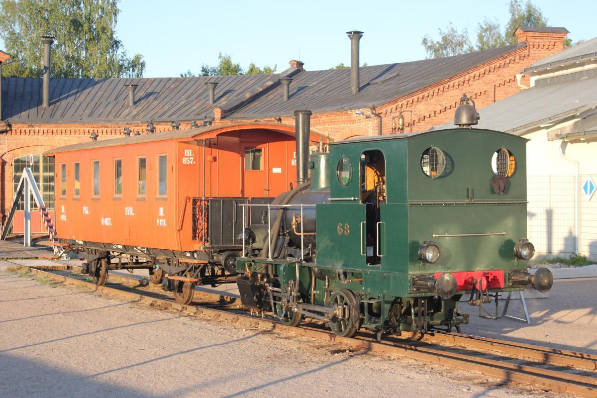 Suomen Rautatiemuseo