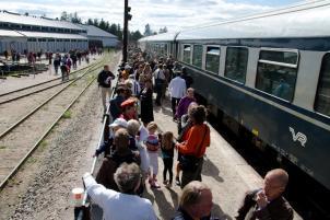 Rautatiemuseopäivä 2012